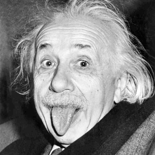 Albert Einstein ve Şöförü